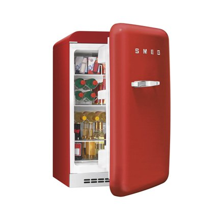 Bewaren in of uit de frigo for Mini frigo design